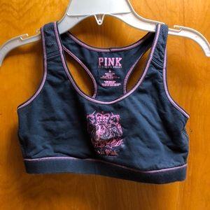 Pink VS Sports Bra size small